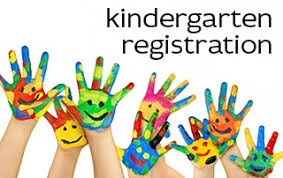 Kindergarten Registration Graphic