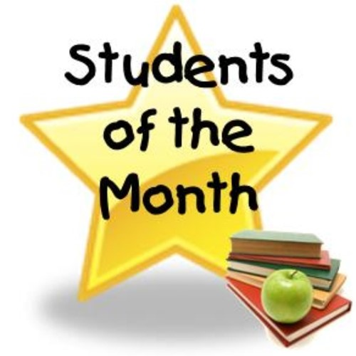Student of the Month - December 2018