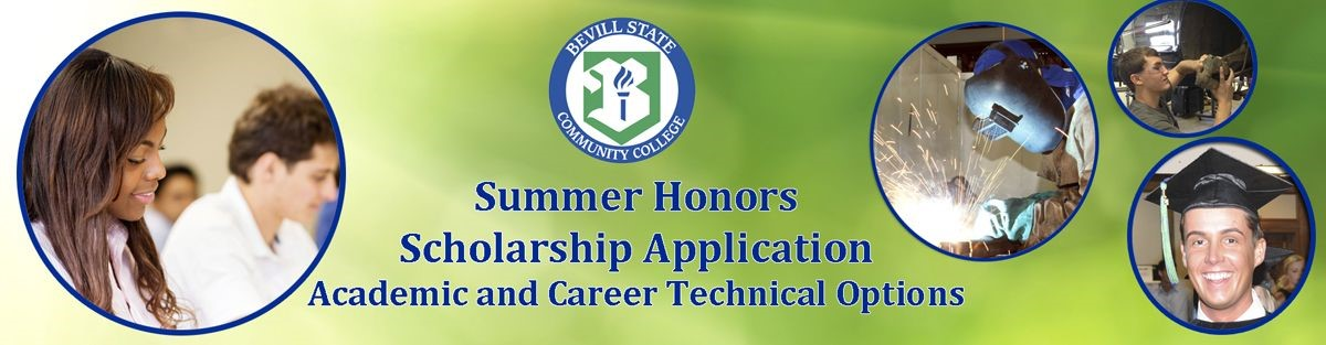 BEVILL SUMMER HONORS BANNER PIC