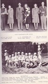 1948 Homecoming and Majorettes