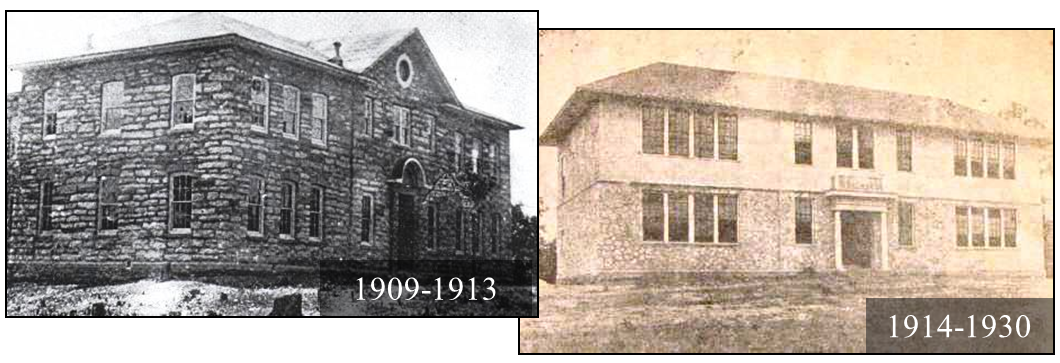 Winston County High School Opened Its Doors In Temporary Headquarters In  September Of 1908. Although Not Yet Completed, Supplied With Furniture,  Library, ...
